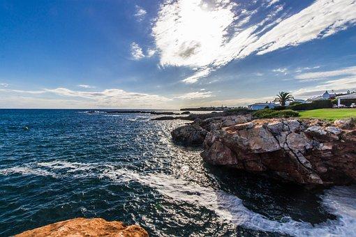 Binisafuller, Minorca, Island, Spain, Balearic Islands