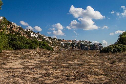 Cala En Porter, Minorca, Island, Spain