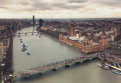 London, Westminster, England, Landmark, Architecture
