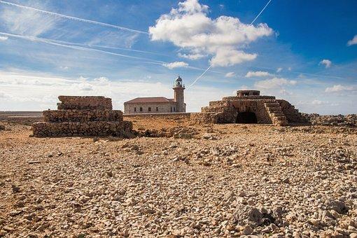 Punta Nati, Minorca, Island, Spain, Balearic Islands