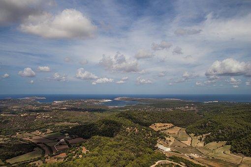 Mote Toro, Minorca, Island, Spain, Balearic Islands