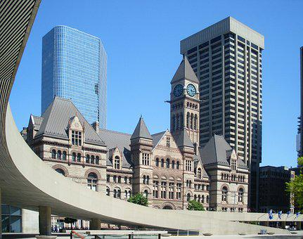 Canada, Toronto, Architecture, City, Building
