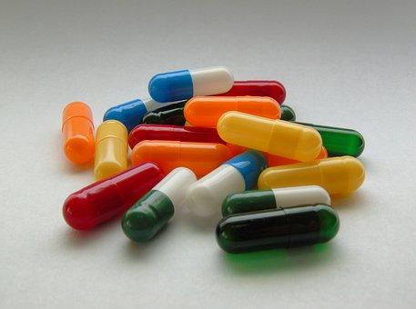 Encapsulate, Pills, Vitamins, Bless You