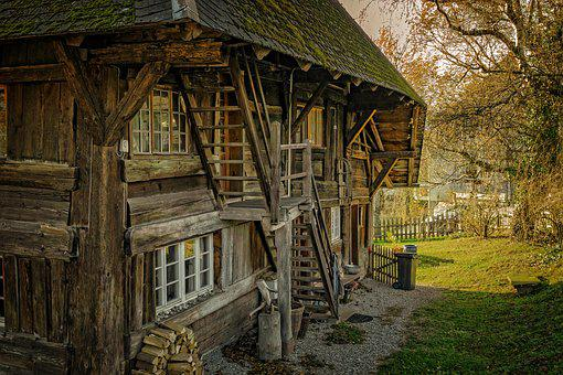 Abandoned, Architecture, Barn, Broken, Building, Cabin
