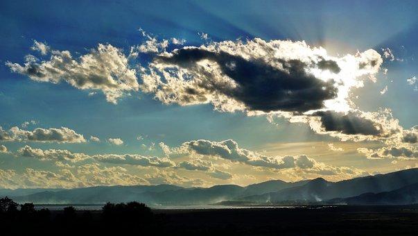 Clouds, Sky, Sky Clouds, Blue Sky Clouds, Blue, Nature
