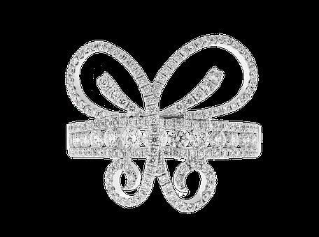 Diamond Ring, Love, Jewel, Wedding, Ring, Valentine