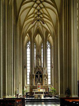 Cathedral, Vault, The Altar, Gothic