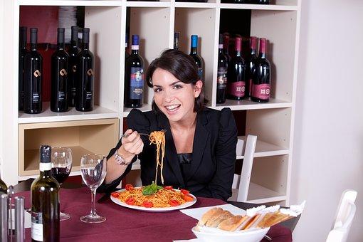 Restaurant, Pasta, Eat, Food, Gravy, Kitchen, Lunch