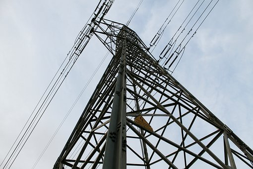 Electricity, Hv, Power Lines, Electrical Tower, Energy