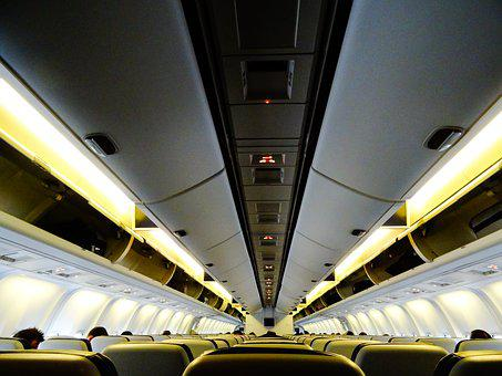 Aircraft, Seat, Holiday, Travel, Inner Workings