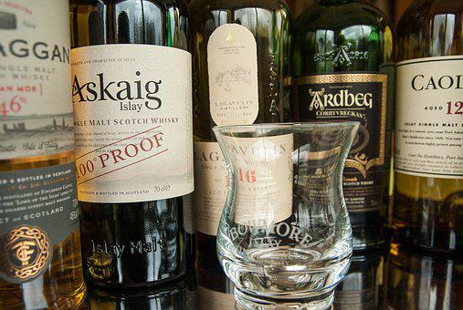 Scotland, Islay, Whisky, Distillery, Peaty