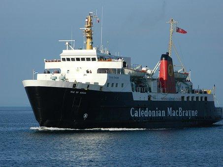 Ship, Ferry, Scotland, Travel, Vessel, Nautical