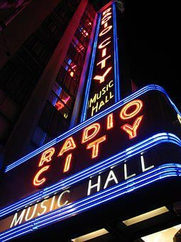 City, Lights, Live, Entertainment, Street, Concert