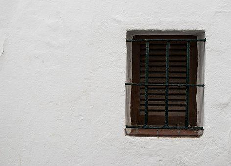 Window, Wall, Grating, Facade, Architecture, Wall Stone