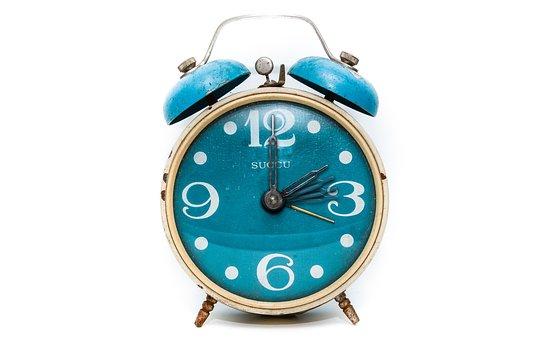 Alarm Clock, Winter Time Change, Time Conversion