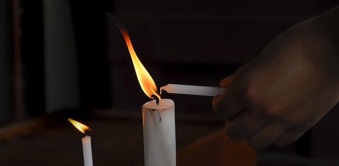 Ash, Blur, Burn, Burnt, Candle, Candlelight, Christmas