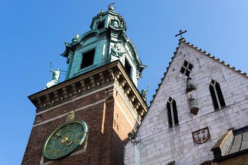 Cathedral, Wawel Royal Castle, Wawel, Castle