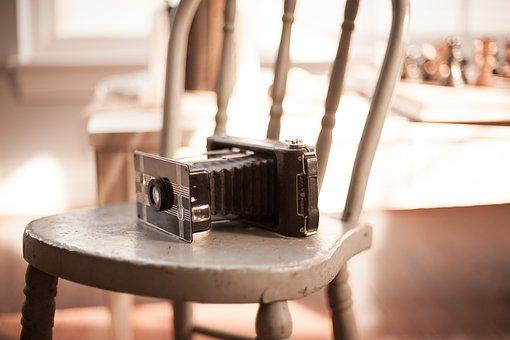 Analogue, Camera, Chair, Classic, Furniture, Indoors