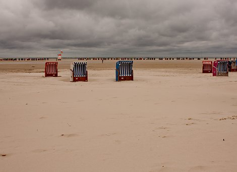 Sand The Edge, Amrum, Clubs, Nordfriesland, Holiday