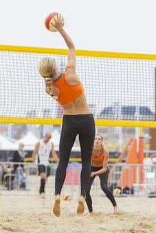 Girl, Woman, Athlete, Female, Person