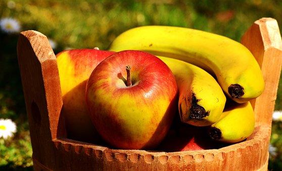 Apple, Fruit, Ripe, Healthy, Vitamins, Red, Food