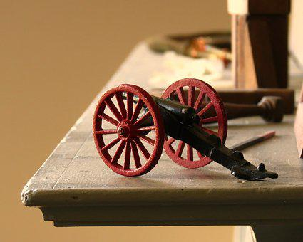 Cannon, Cannonball, Weapon, Gun, War, Military, Old