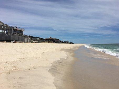 Beach, Fire Island, Ny, Pines
