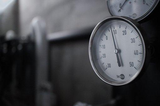 Pressure, Measurement, Measuring Needle
