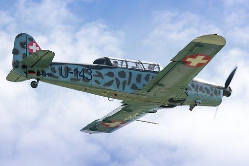 Pilatus P2, Aircraft, Propeller