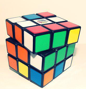Magic Cube, Color, Cube, Puzzle