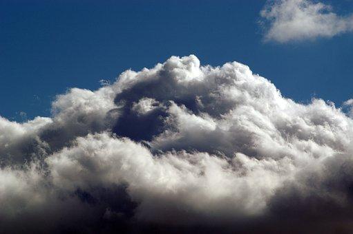 Sky, Clouds, Blue, Nature, Blue Sky