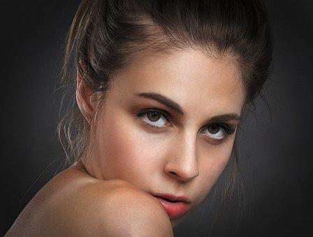 Woman, Eyes, Look, Portrait, Face, Girl