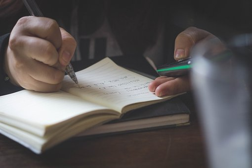 Adult, Blur, Business, Close-up, Composition, Document