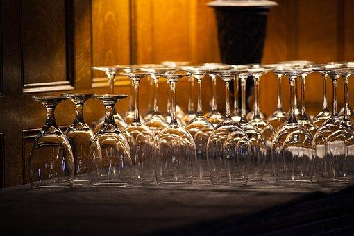 Wine, Glasses, Drink, Beverage, Refreshment, Cocktail