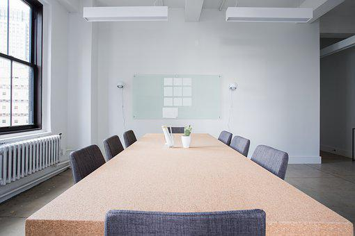 Chairs, Conference Room, Furniture, Indoors, Lamps