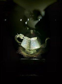 Antique, Pot, Museum, Tea, Coffee