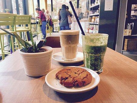 Eat, Drink, Restaurant, Nutrition, Smoothie, Biscuit