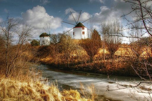 Mill, Gifhorn, Museum, Mill Museum