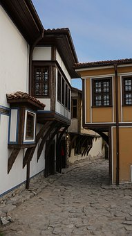 Plovdiv, Old Town, Bulgaria, Old House, Old, Town