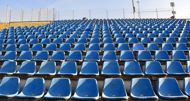 Grandstand, Sit, Seats, Sport, Series, Bucket Seats