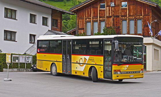Switzerland, P O Box, Ubiquitous, Final Destination