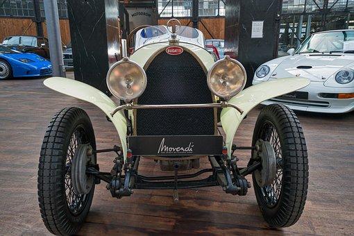 Bugatti, Oldtimer, Automotive, Auto, Classic, Vehicle