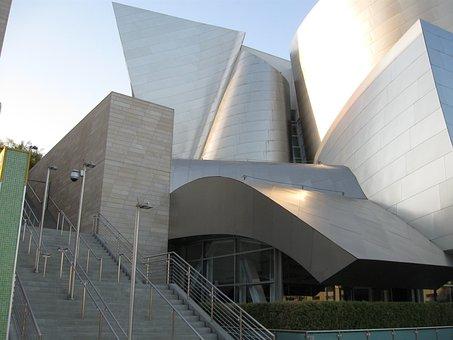 Cinema, Cinema Hall, Concert Hall, Walt Disney, Studio