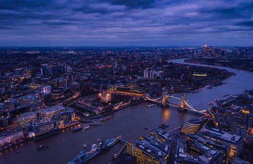London, England, Great Britain, Buildings, City, Urban