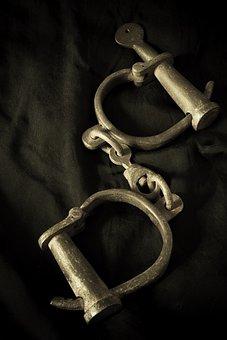 Handcuffs, Punishment, Crime, Law, Criminal, Justice