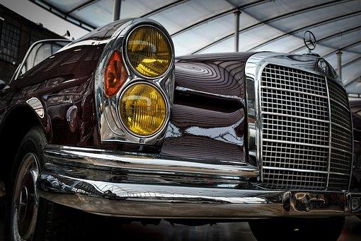Mercedes, Benz, Oldtimer, Classic, Mercedes Benz