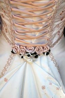 Bride, Wedding, Dress, Love, Event, Mood, Pink