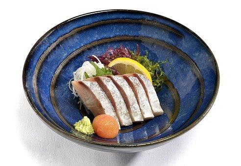 Sashimi, White Fish, White, Seafood, Cuisine, Healthy