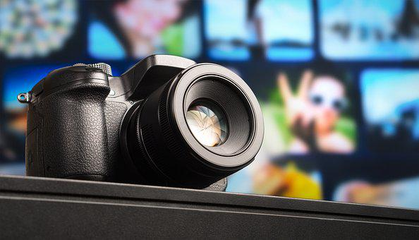Photography, Dslr, Camera, Device, Technology, Digital