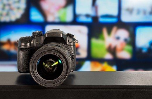 Photography, Dslr, Camera, Device, Technology, Digital